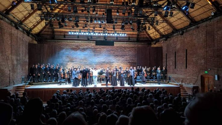 Critical acclaim for Stravinsky performance with Barbara Hannigan/Snape collaboration