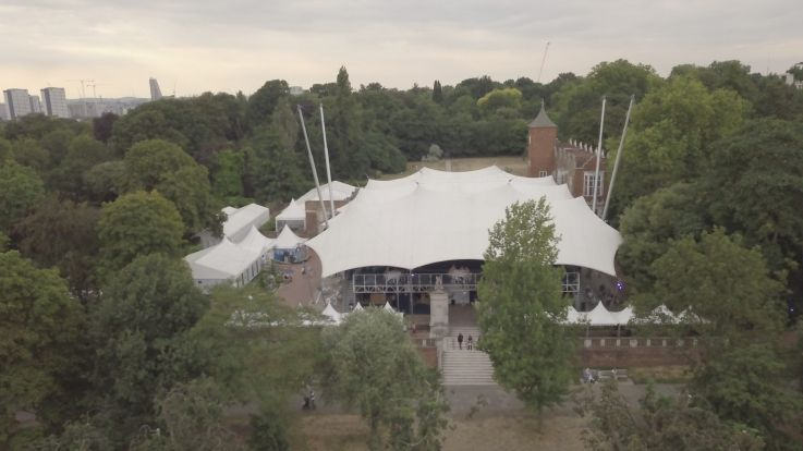Dominic returns to Opera Holland Park for 2019 productions