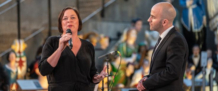 Jessica Curry becomes choir's new composer-in-residence.
