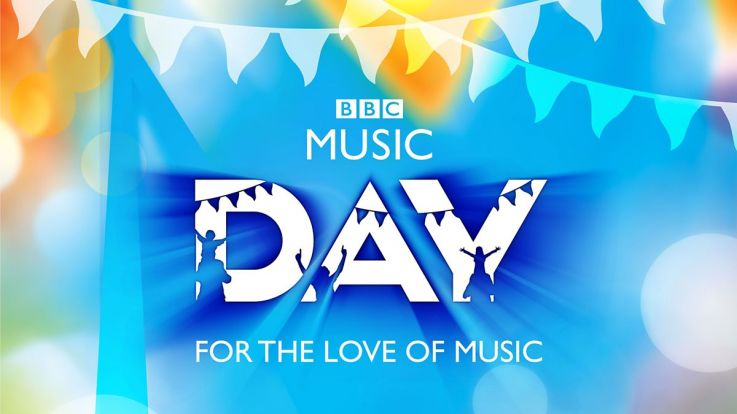 Dominic to conduct for BBC Music Day 2017
