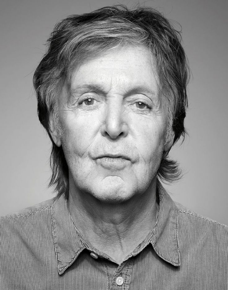 Dominic re-records iconic track with Sir Paul McCartney